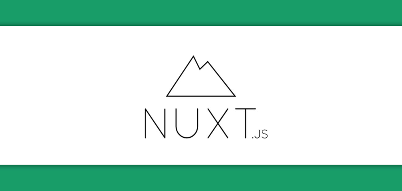 Nuxt js, a minimalistic framework for server side rendered