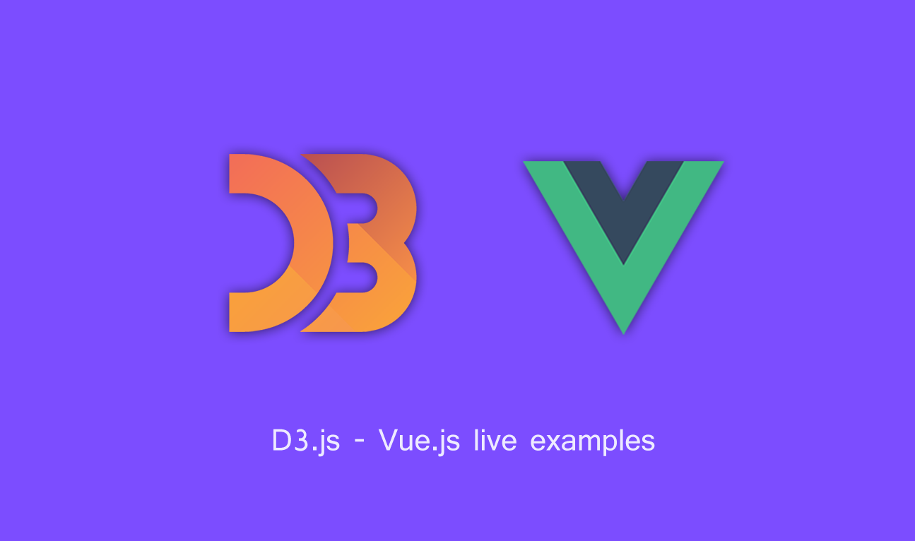 D3js With Vuejs Live Examples Vuejs Feed