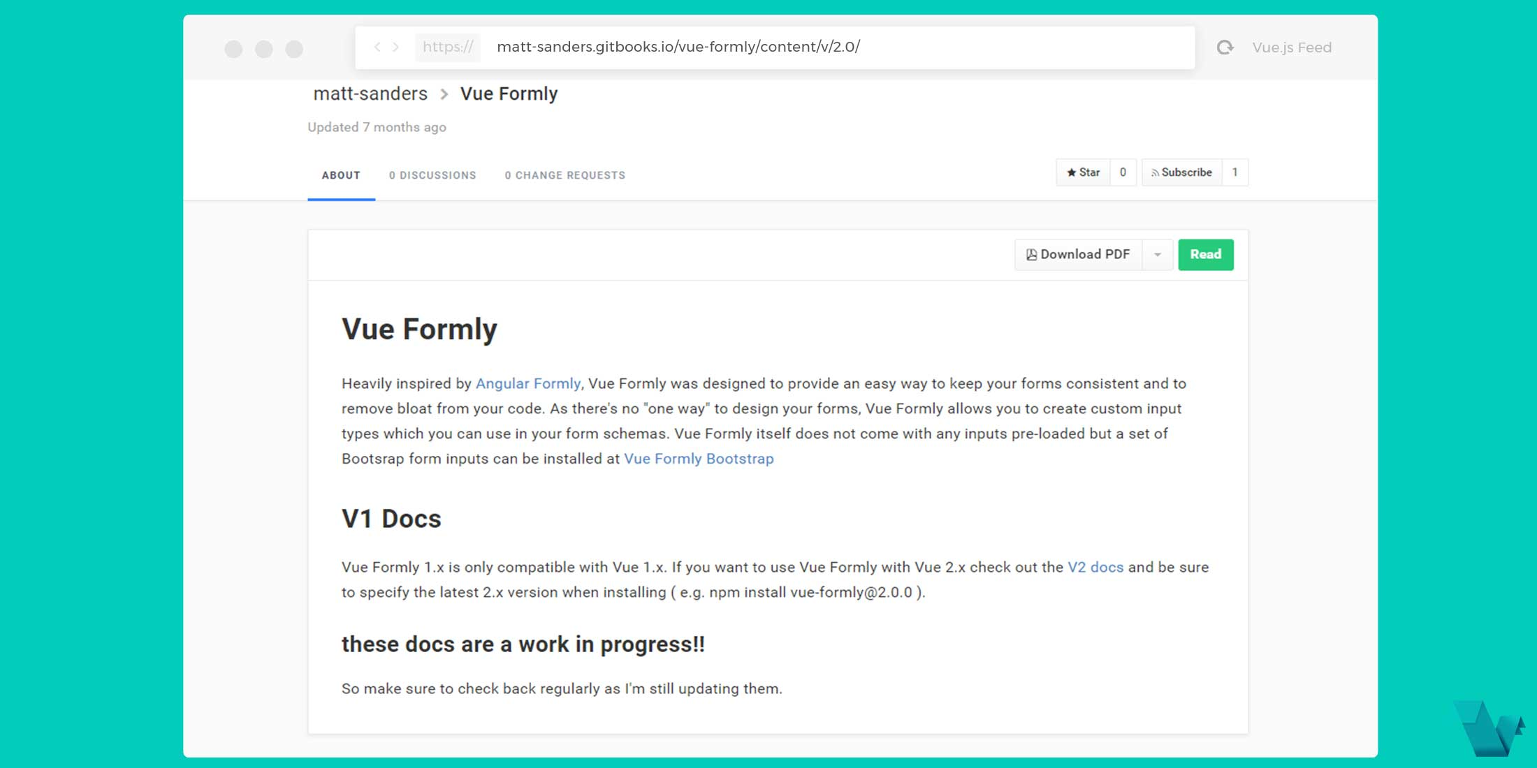 Vue Formly: JavaScript powered forms for Vue js - Vue js Feed